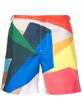 BULLDOG ROB WYN YATES swim shorts
