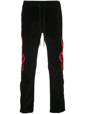 Just Don - The Sound Treble Clef Tearaway Trousers - Men
