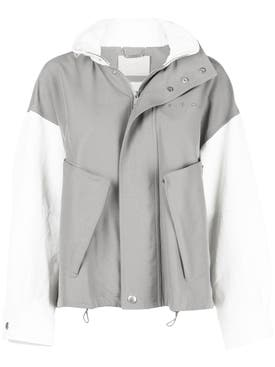 Givenchy - Two-tone Short Jacket - Women