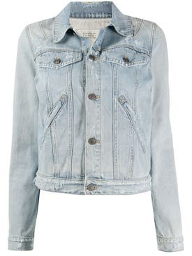 Givenchy - Light Wash Denim Jacket - Women
