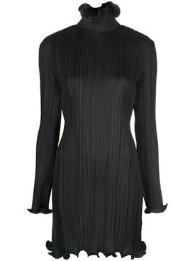 Givenchy - Ruffled Pleated Dress - Women