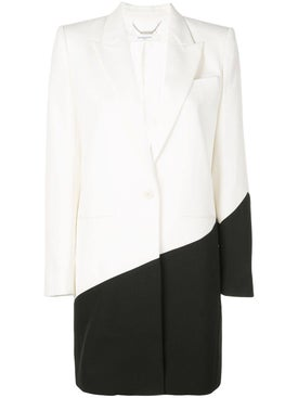 Givenchy - Black And White Blazer - Women