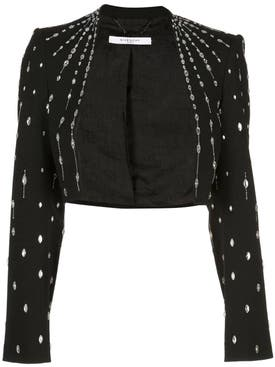 Givenchy - Embellished Bolero Jacket - Women