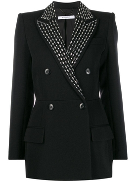 Black embellished blazer