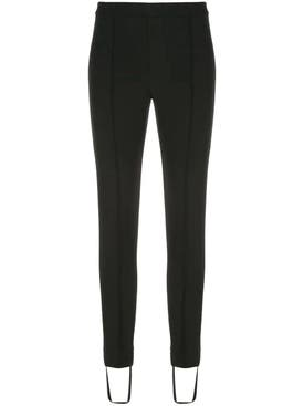 Givenchy - Stirrup Leggings Black - Women