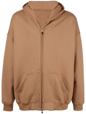 Fear Of God - Rust Brown Hoodie - Men