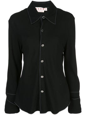 Marni - Contrast Stitch Shirt - Women