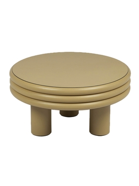 Stephane Parmentier X Giobagnara - Scala Low Coffee Table, Cappuccino  - Home