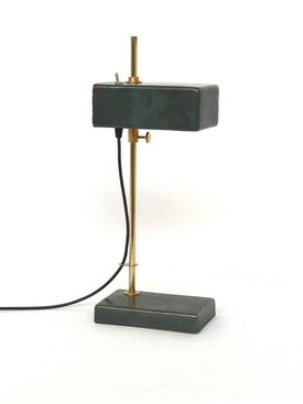 One Mold Ceramic Desk Lamp