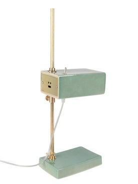 Piet Hein Eek - One Mold Ceramic Desk Lamp Green - Home