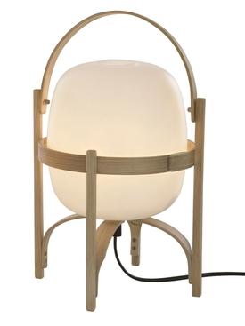CESTA TABLE LAMP WHITE