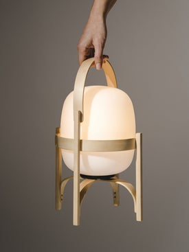 Miguel Mila - Cestita Table Lamp - Home