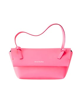 Acne Studios - Mini Fluorescent Bag Fluo Pink - Crossbody