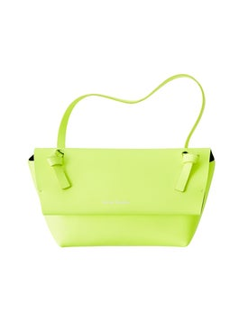Acne Studios - Mini Fluorescent Bag Fluo Yellow - Crossbody