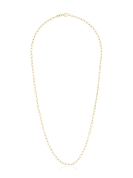 18kt yellow gold chain necklace