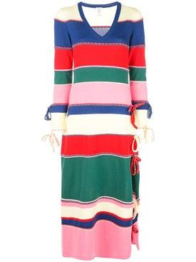 Rosie Assoulin - Striped Knitted Dress - Women