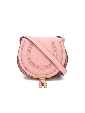 Small Marcie cross-body bag FALLOW PINK
