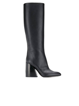 Chloé - Black Wave Boots - Women