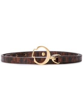 Chloé - Chestnut Brown Ceinture Belt - Belts