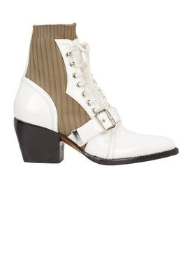 Chloé - Rylee Sock Ankle Boots - Women