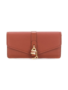 Sepia Brown Aby Wallet