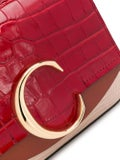 Chloé - Mini C Bag Pink And Red - Women