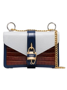 Chloé - Aby Chain Shoulder Bag - Women