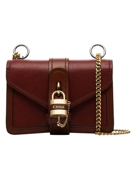 Aby lock bag brown