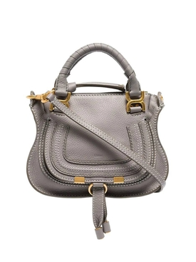 Chloé - Mini Marcie Bag Grey - Women