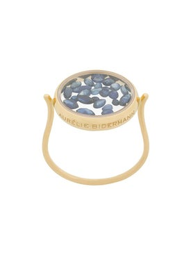 Aurelie Bidermann - Chivor Ring Blue Sapphire - Women