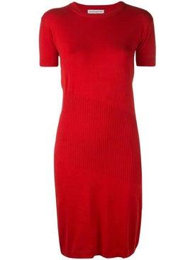 Alexandra Golovanoff - China Cashmere Knit Dress Red - Women