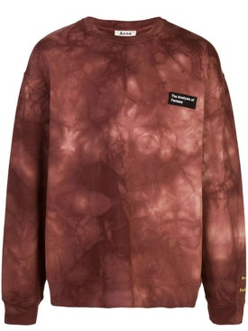 Acne Studios - Brown Tie-dye Sweater - Men