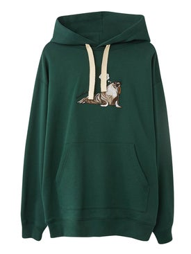 Acne Studios - Walrus Patch Embroidered Hoodie - Men