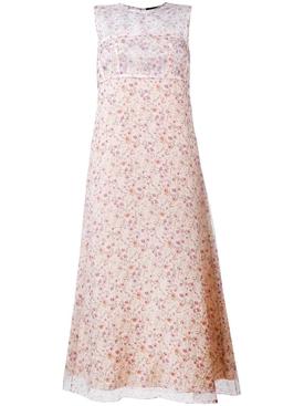 Lagoa floral dress