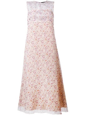 Calvin Klein 205w39nyc - Lagoa Floral Dress - Women