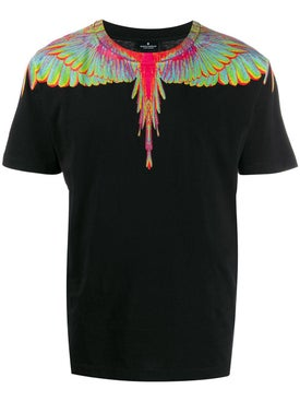 Marcelo Burlon County Of Milan - Wing Print T-shirt - Men
