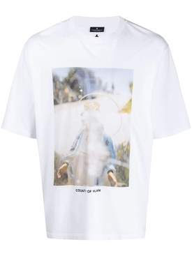 Holy photo t-shirt