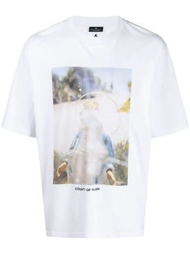 Marcelo Burlon County Of Milan - Holy Photo T-shirt - Men