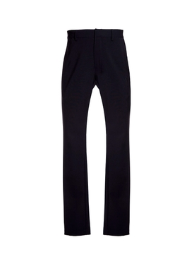 Marcelo Burlon County Of Milan - Black Slim Fit Pants - Men