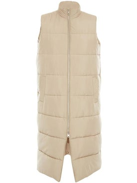 J.w. Anderson - Sleeveless Puffer Coat - Women
