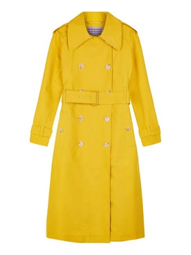 Alexachung - Yellow Trench Coat - Women