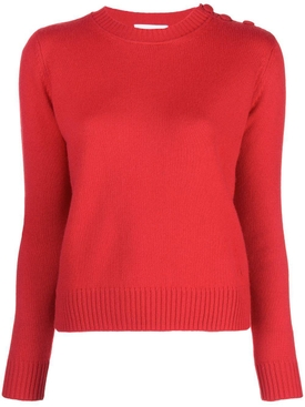 Alexandra Golovanoff - Coco Button Sweater