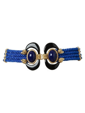blue aries belt