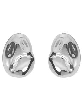 Monica Sordo - Silver Cubagua Earrings - Women