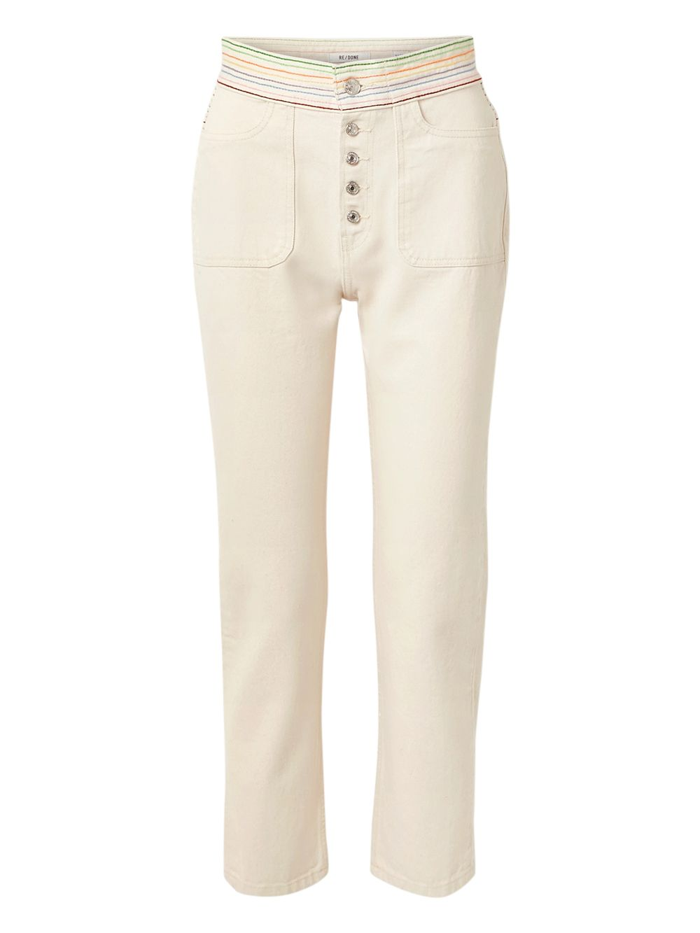 Re/done THE BLANCA DENIM PANTS