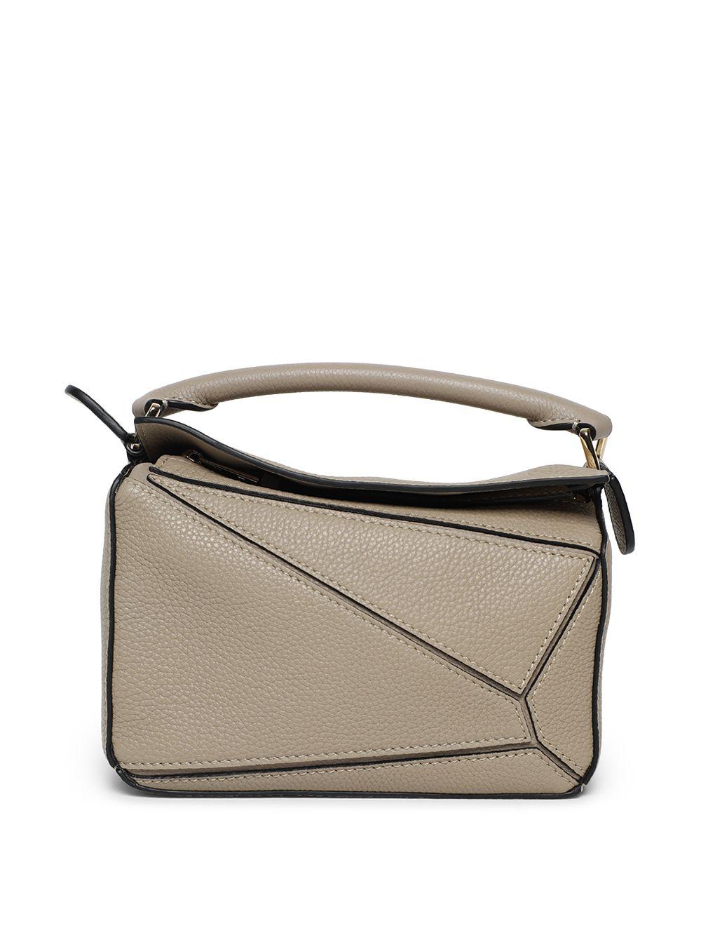 Mini Puzzle Crossbody Bag,