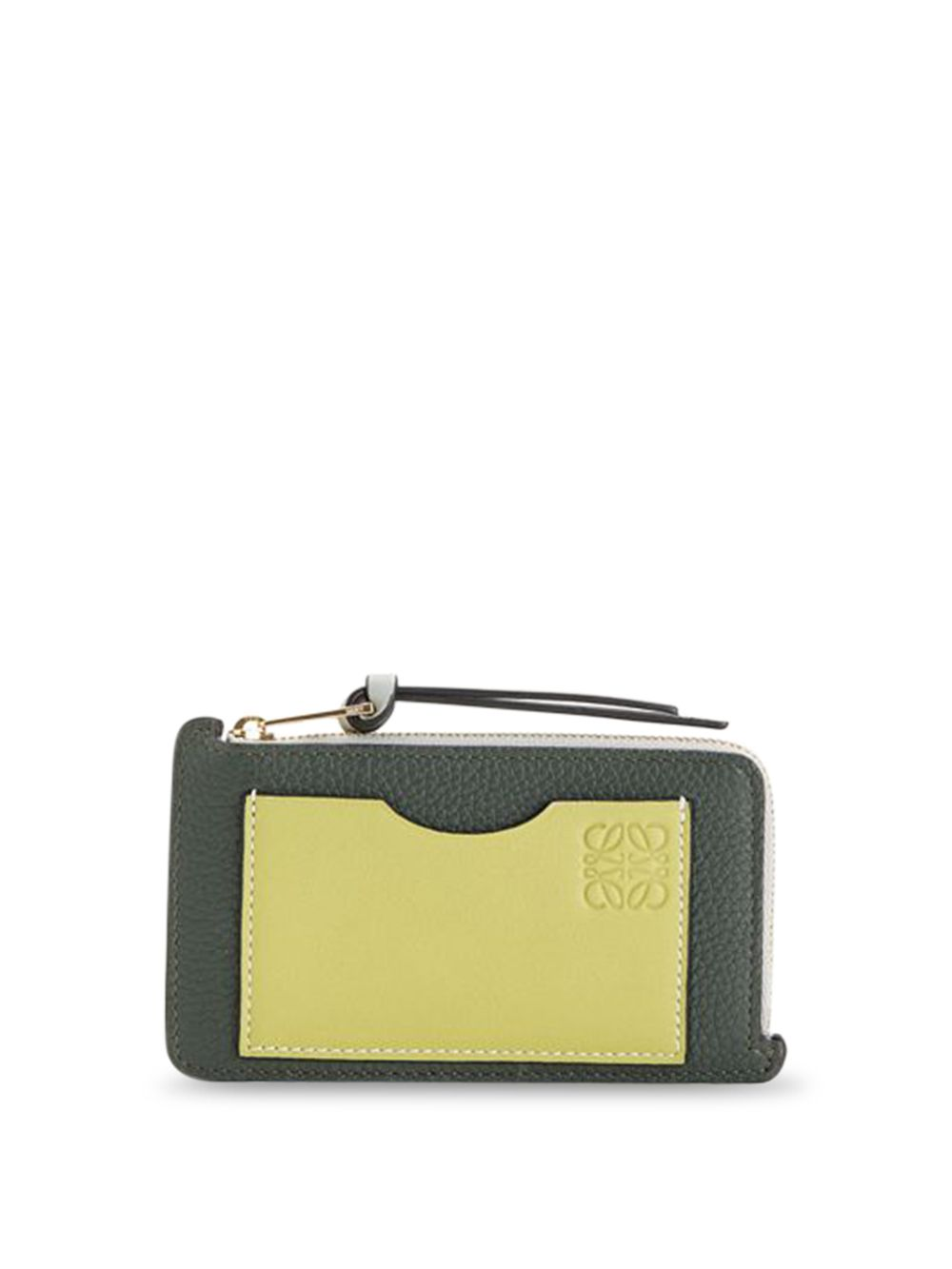 Two-tone Coin Cardholder