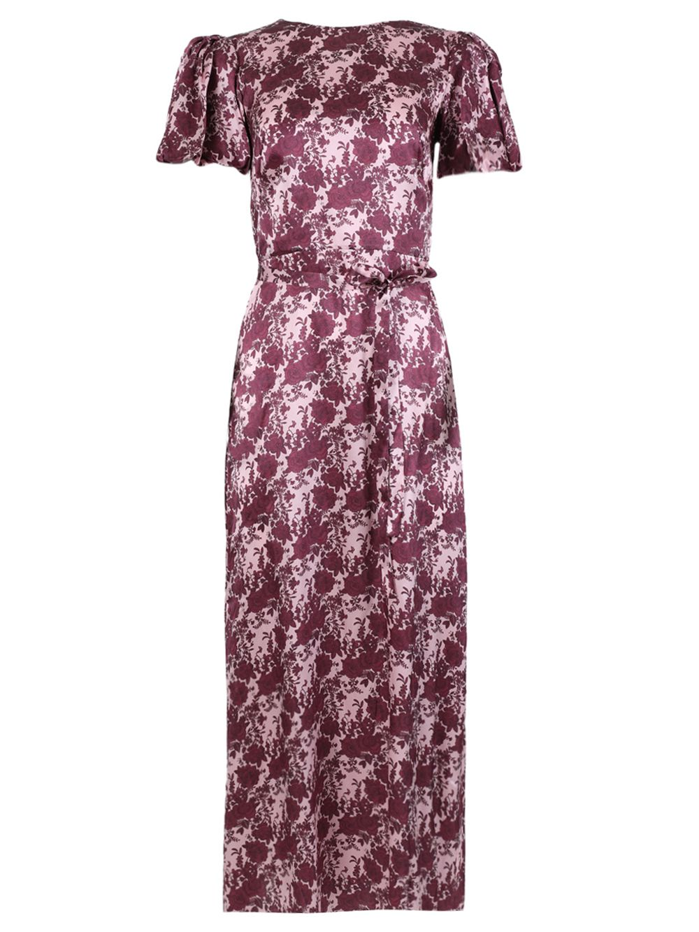 The Vampire's Wife SCOOP FLORAL PRINT DRESS