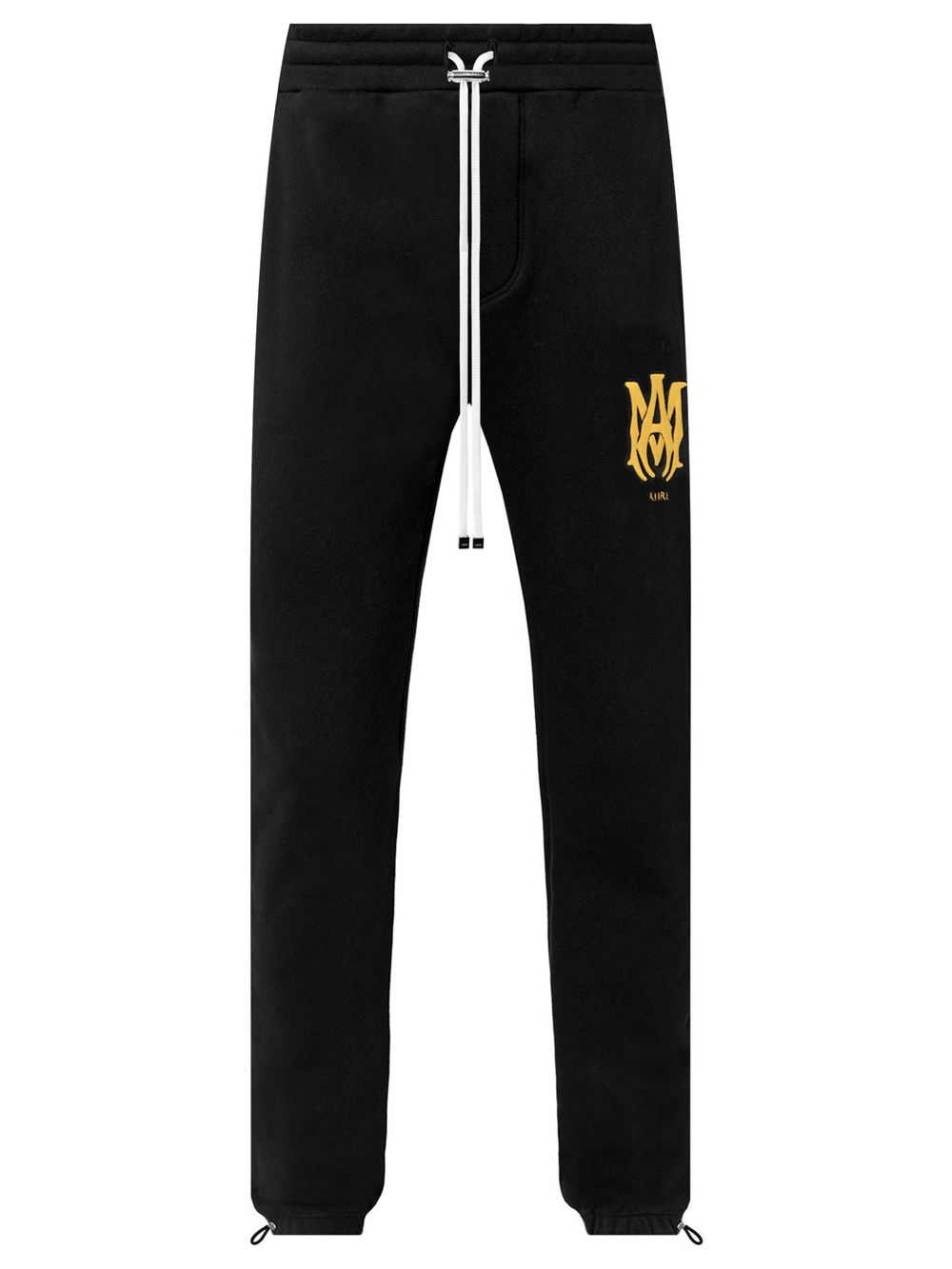 Classic Logo Sweatpants Black And Gold