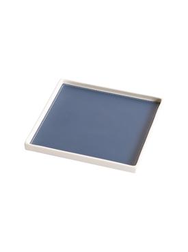Singular Square tray, royal blue